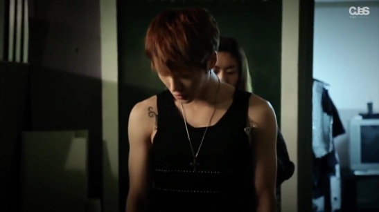 Kim Jaejoong - special gift  'YOU KNOW WHAT_' - Making Video (Making Film)(1) 084