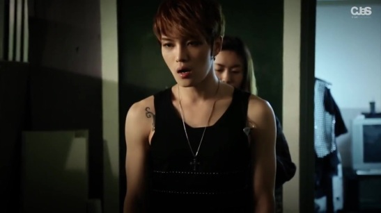 Kim Jaejoong - special gift  'YOU KNOW WHAT_' - Making Video (Making Film)(1) 086