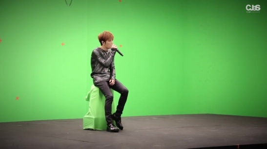Kim Jaejoong - special gift  'YOU KNOW WHAT_' - Making Video (Making Film)(1) 161