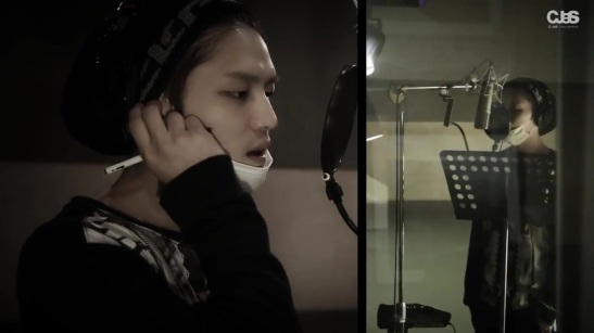 Kim Jaejoong - special gift  'YOU KNOW WHAT_' - Making Video (Making Film)(1) 222