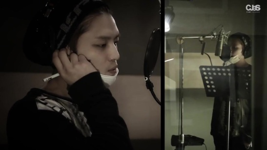 Kim Jaejoong - special gift  'YOU KNOW WHAT_' - Making Video (Making Film)(1) 225