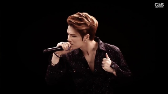 Kim Jaejoong - special gift  'YOU KNOW WHAT_' - Making Video (Making Film)(1) 367