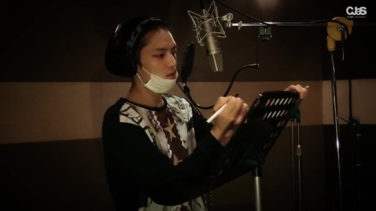Kim Jaejoong - special gift  'YOU KNOW WHAT_' - Making Video (Making Film)(1) 418