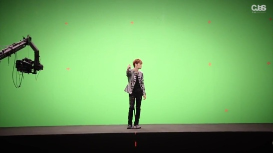 Kim Jaejoong - special gift  'YOU KNOW WHAT_' - Making Video (Making Film)(1) 427