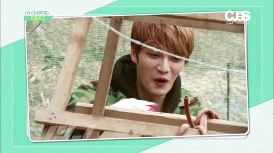 [Teaser] JYJ 리얼예능 '수확여행' 167