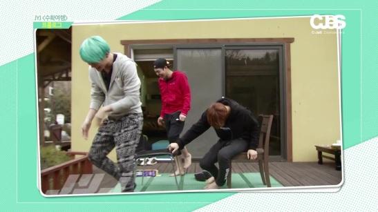 [Teaser] JYJ 리얼예능 '수확여행' 261